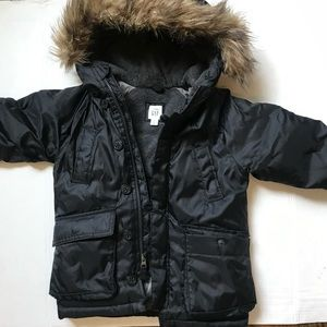 Black Gap Winter Coat